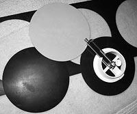 Mousepad/PUR Silencer