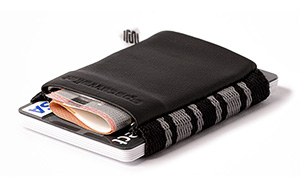 Space Wallet Business Black